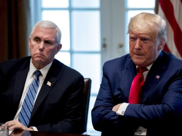 Donald Trump y Mike Pence - factores de poder