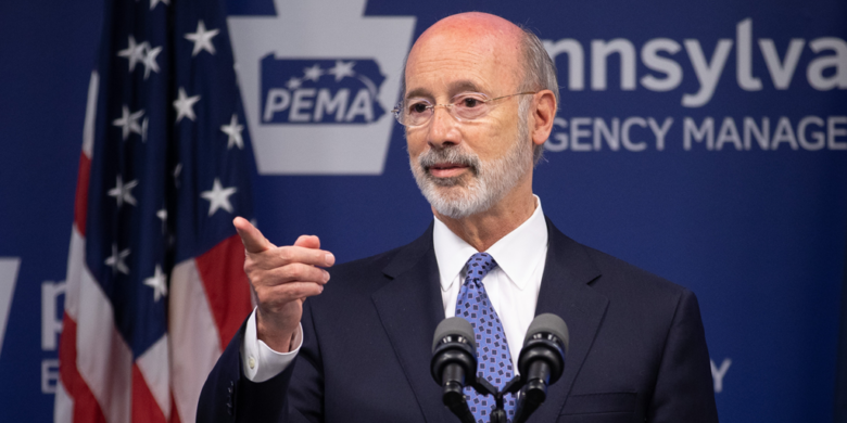 Gov Wolf at PEMA 6