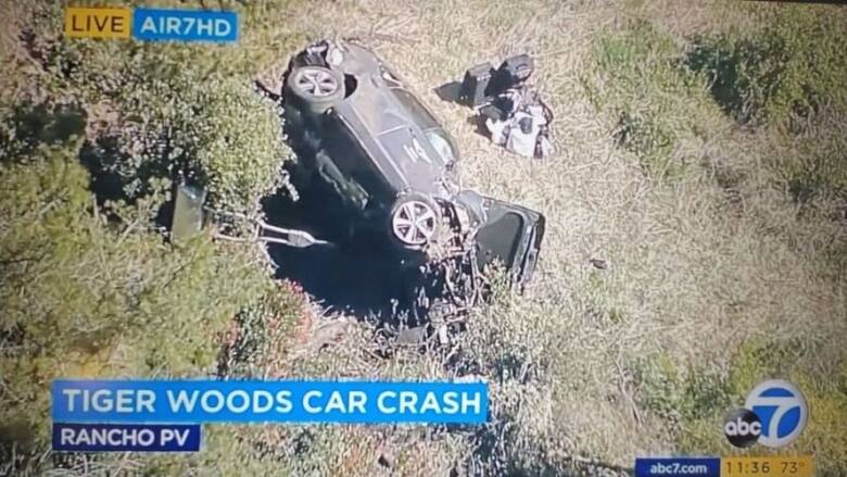 TIGER WOODS ACCIDENTE FACTORES DE PODER LA VERDAD ESTA DE MODA