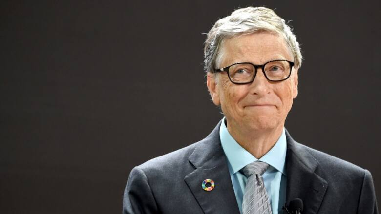 bill gates tercera dosis