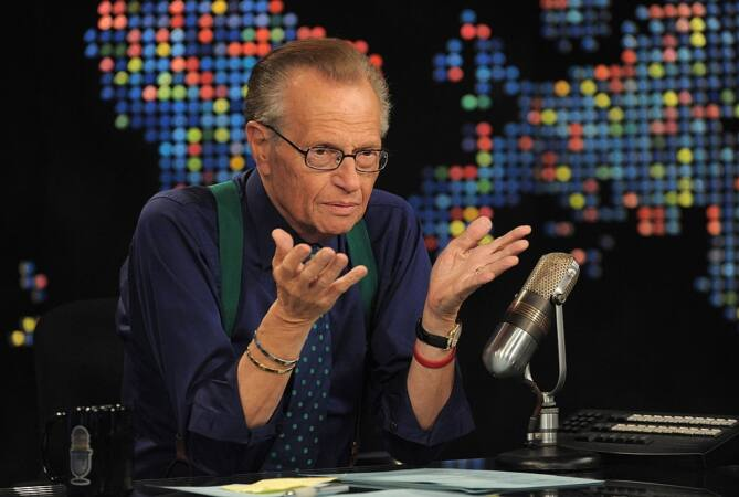 larry king- factores de poder