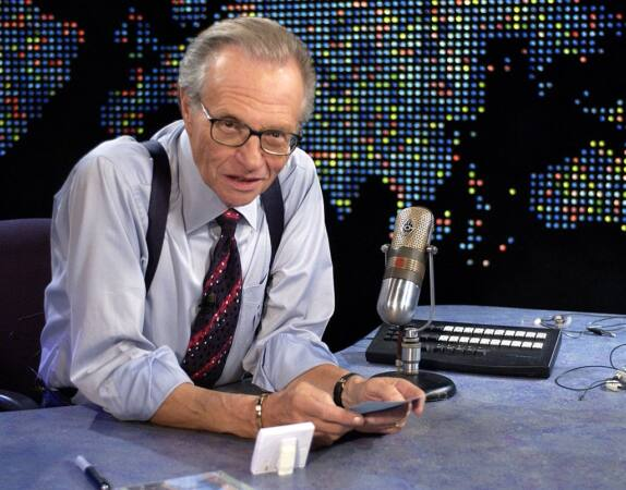 larry king - factores de poder